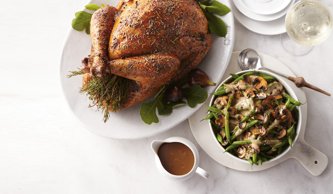 Final Day! Go Gourmet for  Thanksgiving