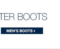 MEN'S WINTER BOOTS >