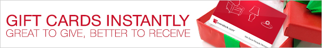 Gift Cards Instantly - Great to Give, Better to Receive