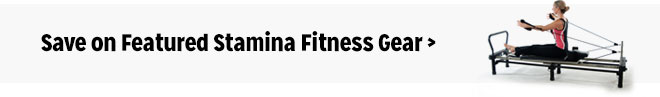 Save on Featured Stamina Exercise Gear