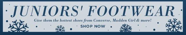 Shop Juniors' Footwear