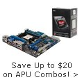 Save up to $20 on APU combo!