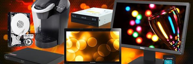 HDD, Coffee, ODD, LCD, Blu-Ray Player, Notebook, SD card