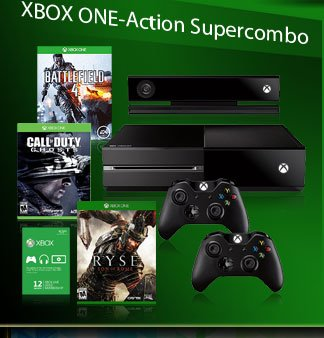 XBOX ONE-action combo