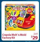 Crayola Factory Kit