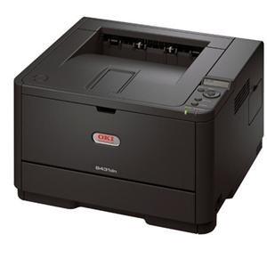 Adorama - OKI Data B431dn Monochrome Workgroup LED Duplex Printer