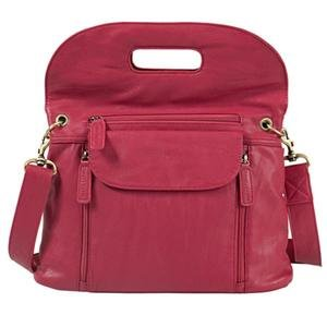 Adorama - Kelly Moore Posey 2 Bag Raspberry Red