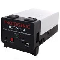Adorama - Photogenic ION Lithium-ion Powered Pure Sine Wave Inverter