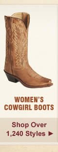 All Womens Cowgirl Boots on Sale