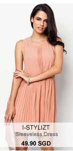 I-STYLIZT Genna Sleeveless Dress