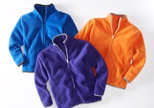 Warm & Cozy: Kids' Fleece Jackets