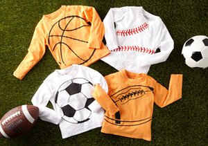 The Little Sports Fan: Kids' Apparel