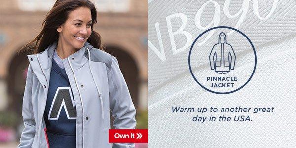 Shop Pinnacle Jacket