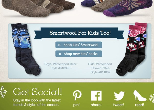 Keep Cozy In Smartwool!