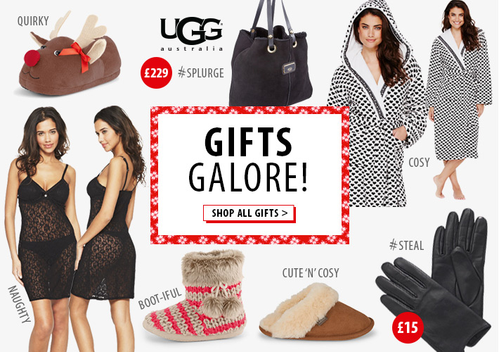 GIFTS GALORE - shop now
