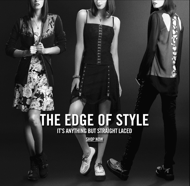 THE EDGE OF STYLE