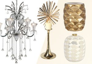 Glitter & Gold: Glamorous Accents
