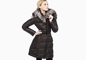 Luxury Outerwear from Dawn Levy