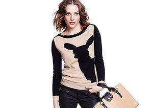 Under $124: Shae Sweaters