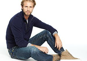 Boot Cut & Relaxed Jeans