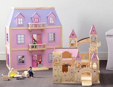 Dolls & Dollhouses by Melissa & Doug