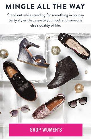Mingle all the way - Shop Women's Dressy Styles