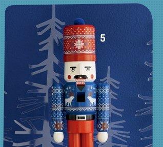 5. ugly sweater nutcracker 27.96 reg  34.95