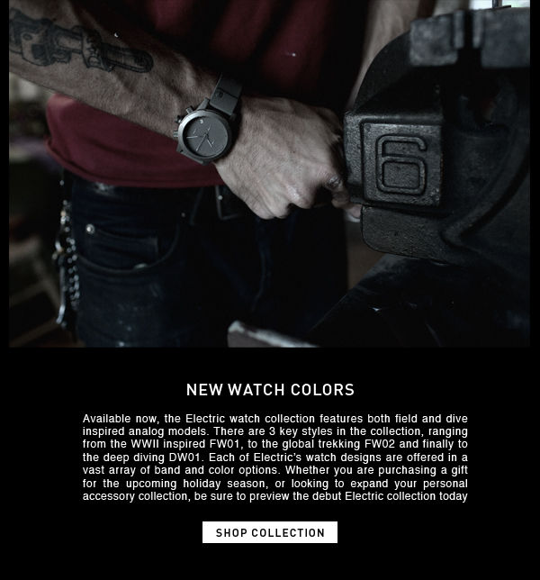WATCH COLORS