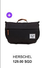 HERSCHEL Mill Messenger Bag