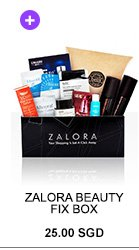 ZALORA Beauty Fix Box Nov 2