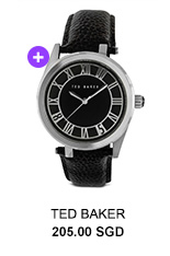 TED BAKER Time Flies Analog Watch