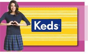 Keds Gift Card