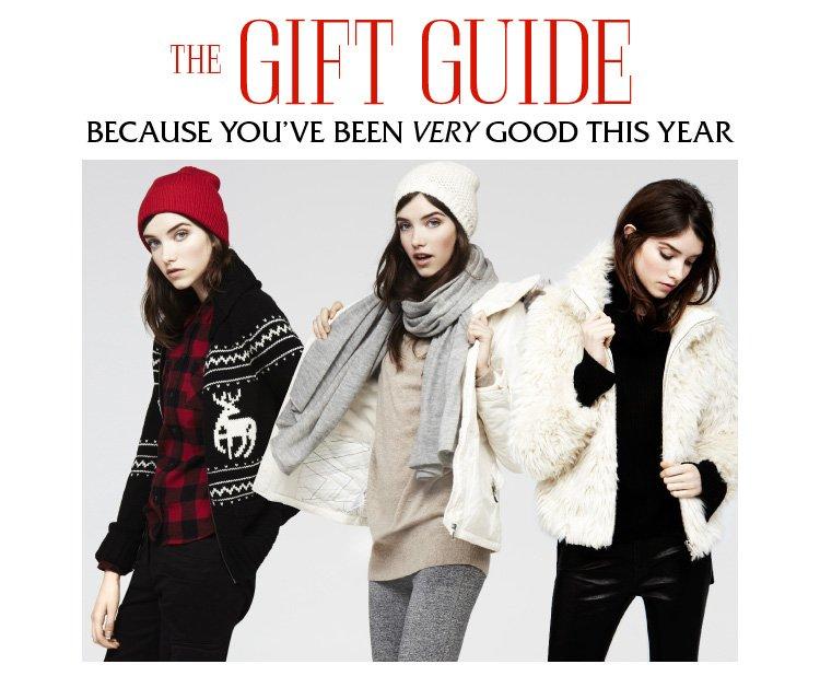 Aritzia Gift Guide