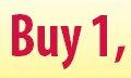 Buy 1, Get 2 FREE!