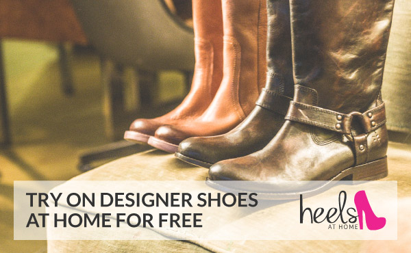 Try On Designer Boots At Home For Free