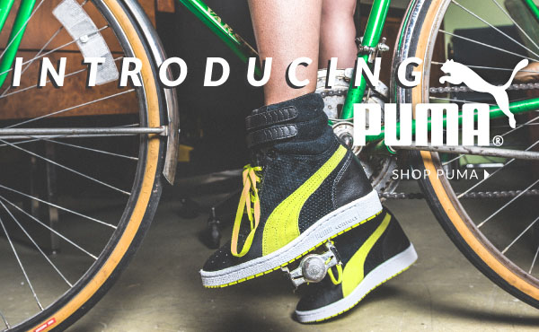 Introducing PUMA Sneaker Wedges
