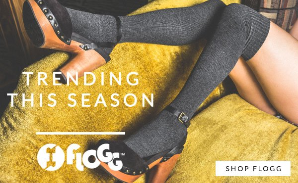 Trending this Fall: Flogg