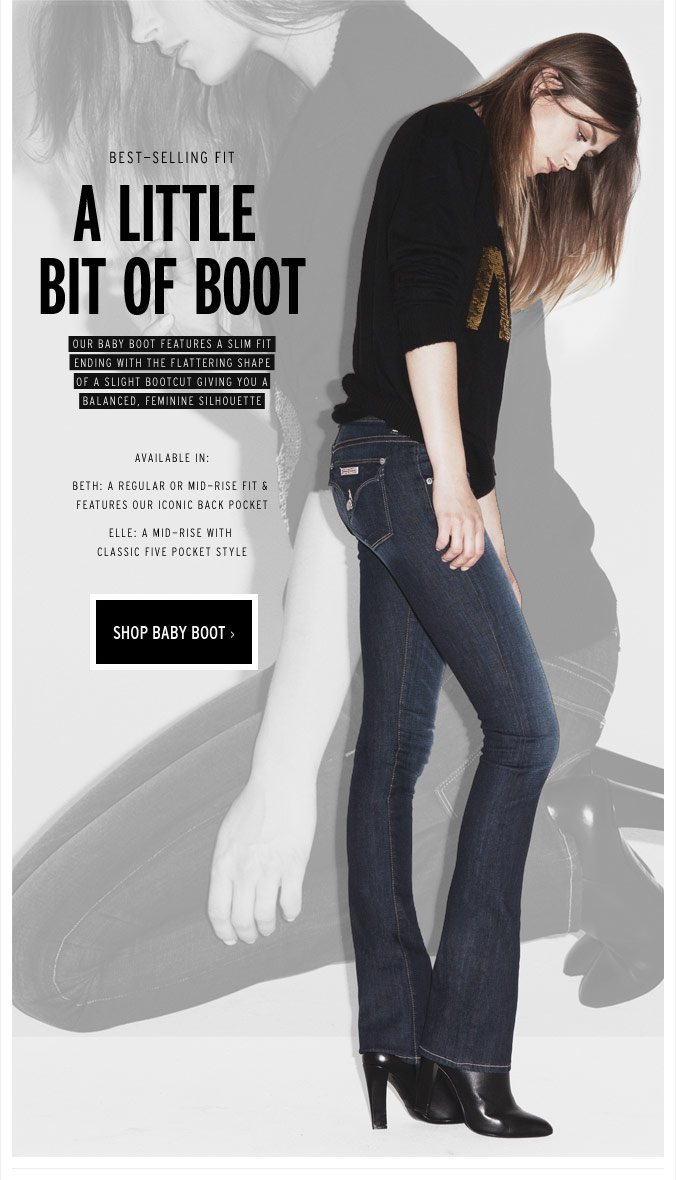 A Little Bit Of Boot - Shop Baby Boot