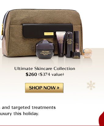 Ultimate Skincare Collection | $260 ($374 value) | SHOP NOW