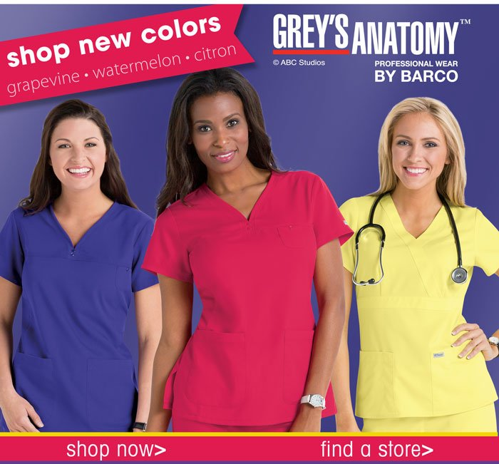 Shop Grey's Anatomy