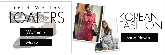Trend We Love:Loafers and Korean fashion