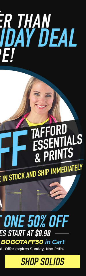Buy One get One 50% Off on all Tafford Solids and prints - Shop Solids