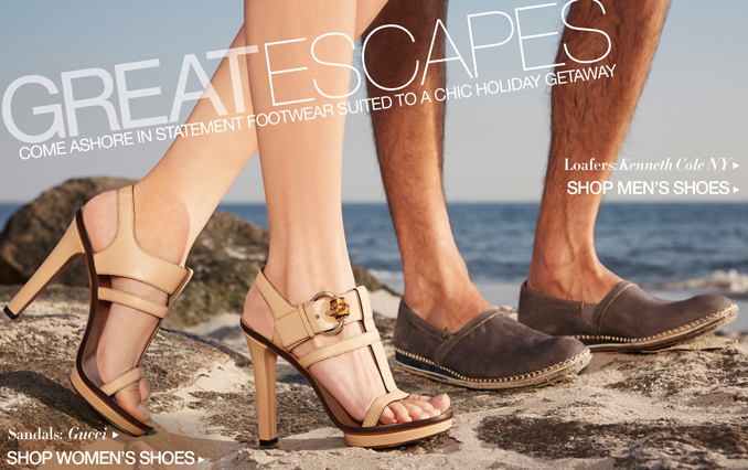 Great Escapes Shop Shoes