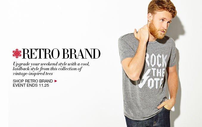 Shop Retro Brand