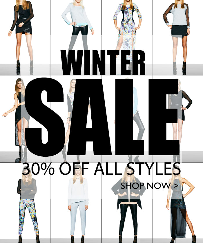 USA EDM WINTERSALE30