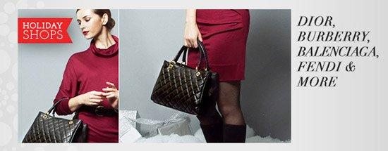 Dior, Burberry, Balenciaga, Fendi & more