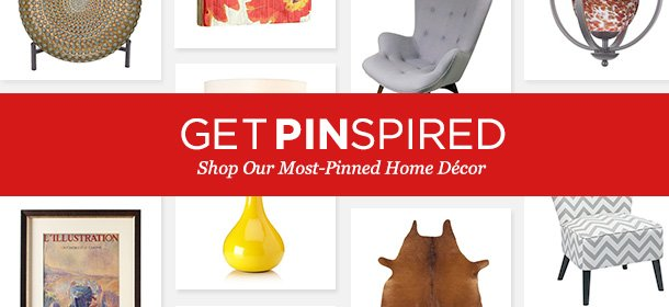 Most-Pinned MyHabit Décor