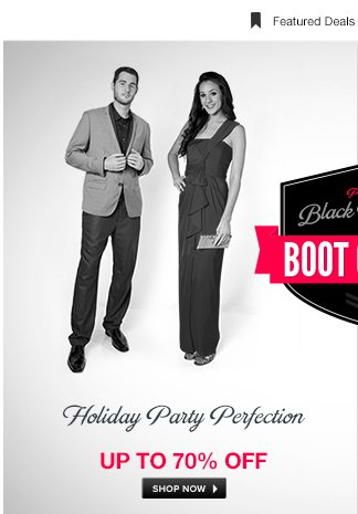 Holiday Party Perfection