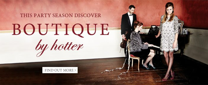 Boutique by Hotter