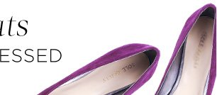 Pointed Toe Flats: Shop Averill